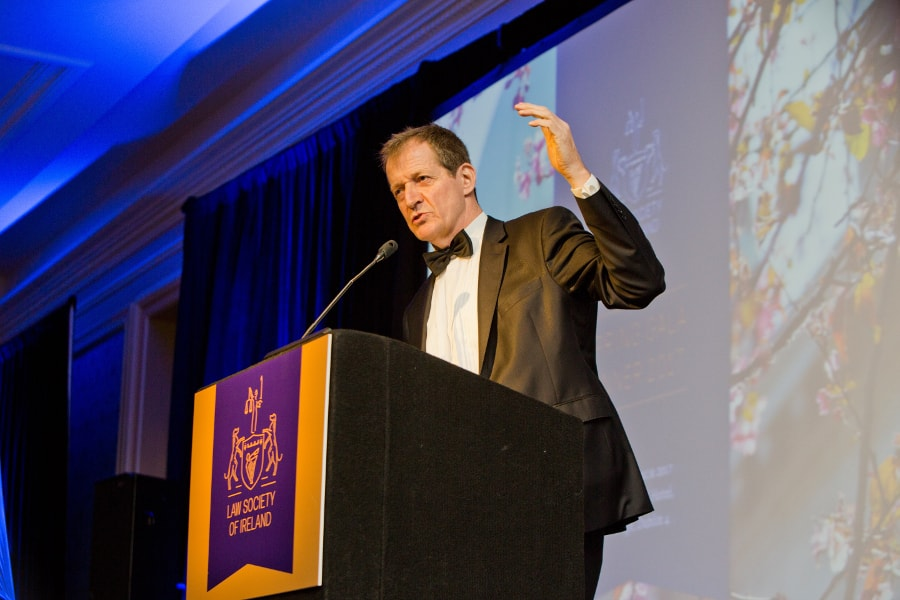 Alastair Campbell, Spring Gala 2017